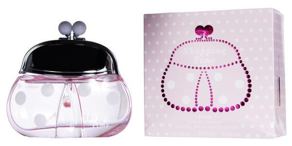 6904294 Shopping Time Pink EdP 100 ml