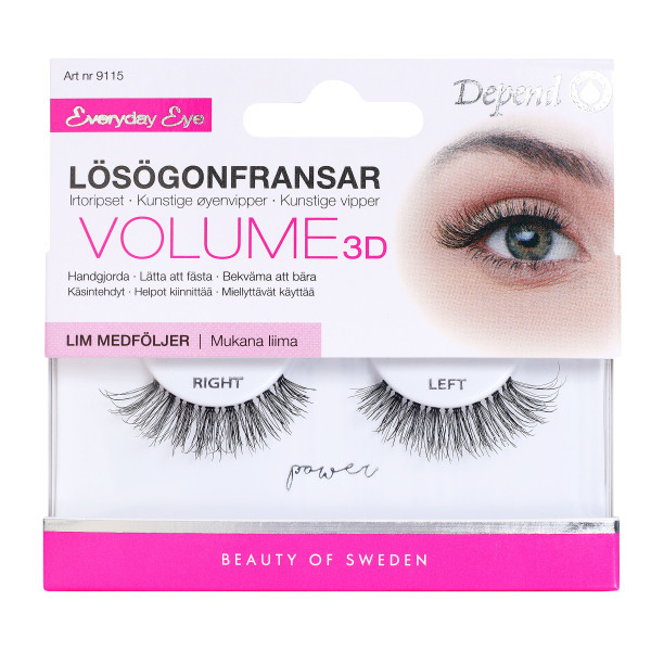 EVERYDAY EYE IRTORIPSET VOLUME [POWER]