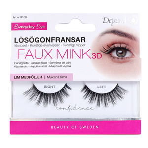 EVERYDAY EYE IRTORIPSET FAUX MINK [CONFIDENCE]